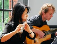 Duo Sonora (Ping Deters and Norbert Deters)