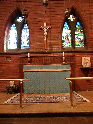 Lady Chapel, St Stephen-in-the-Fields, Toronto
