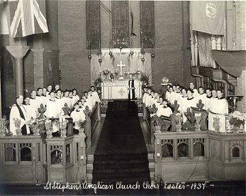 St Stephens Easter 1937