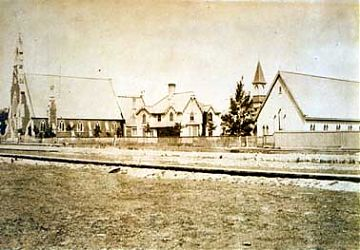 Bellevue Ave early 20th century