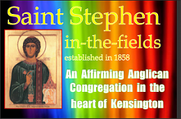 St Stephens: An Affirming Congregation